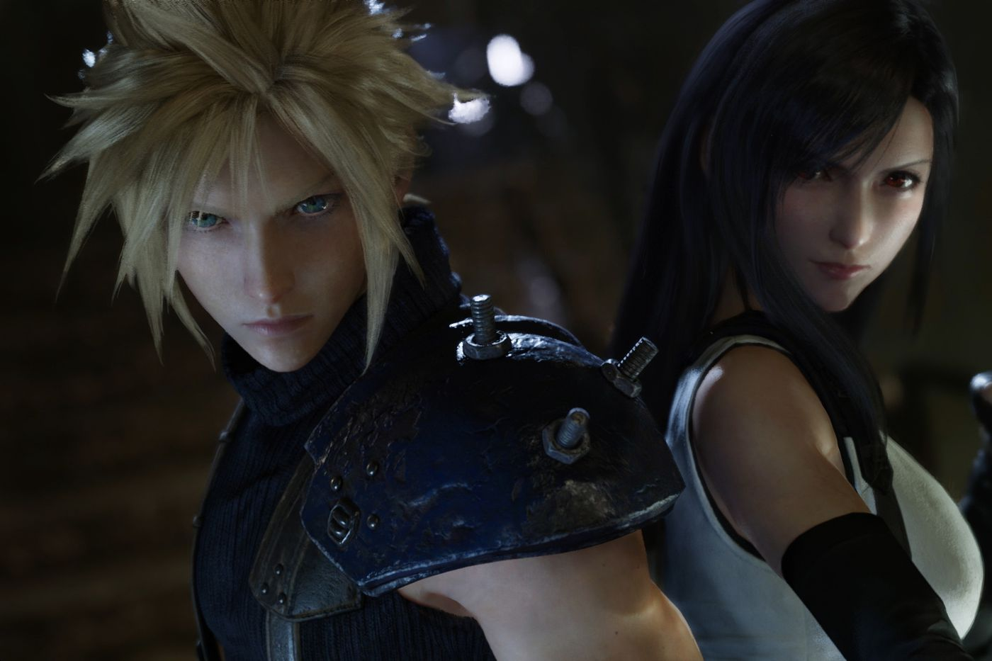 A closer look at Final Fantasy 7 Remake's ultra-realistic characters