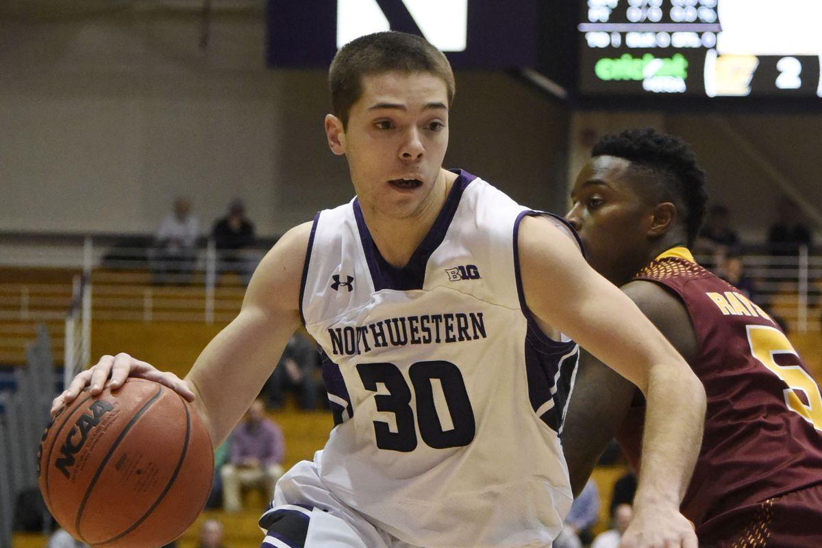 Northwestern guard Bryant McIntosh