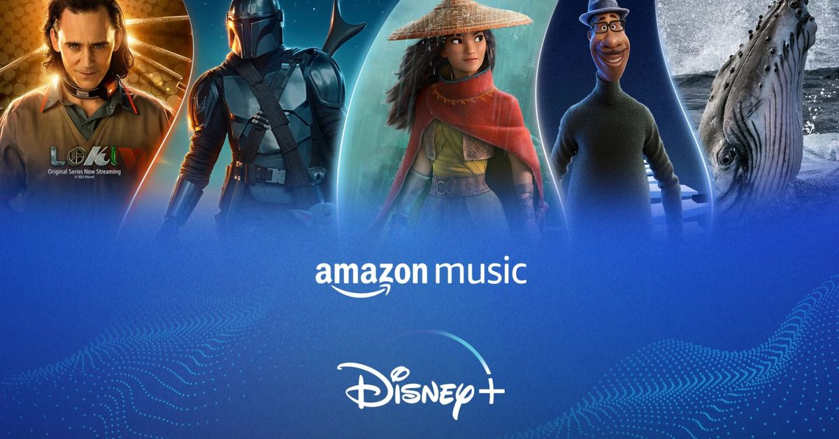 Amazon Music Unlimited offers six months of Disney Plus for free