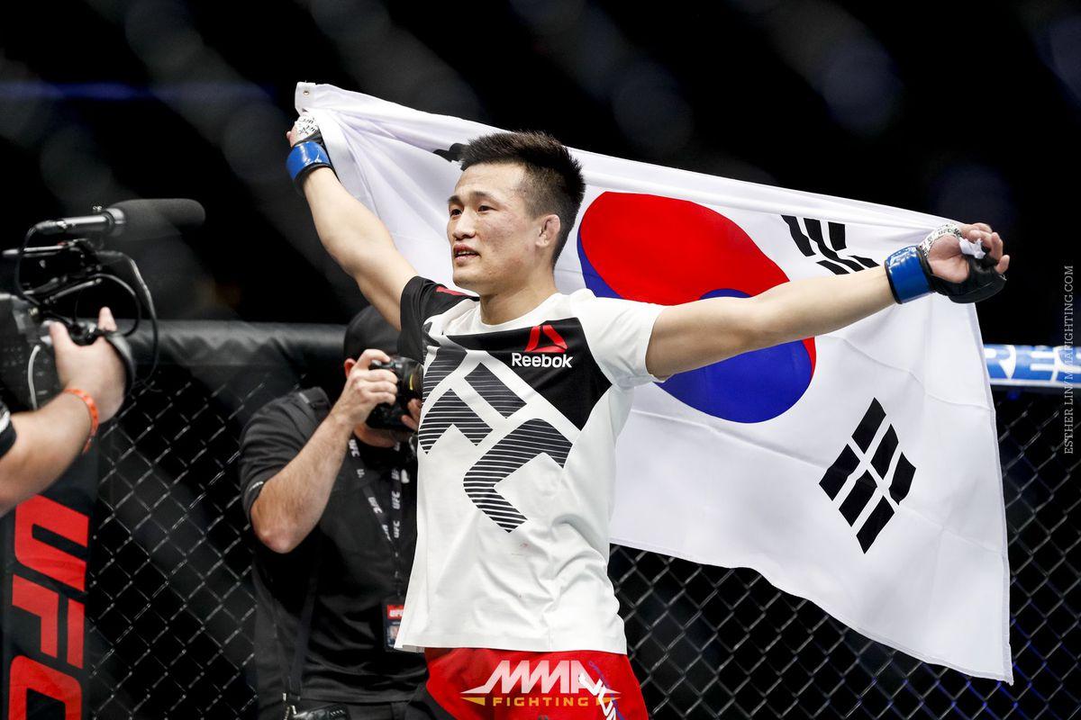 Chan Sung Jung - Korean Zombie
