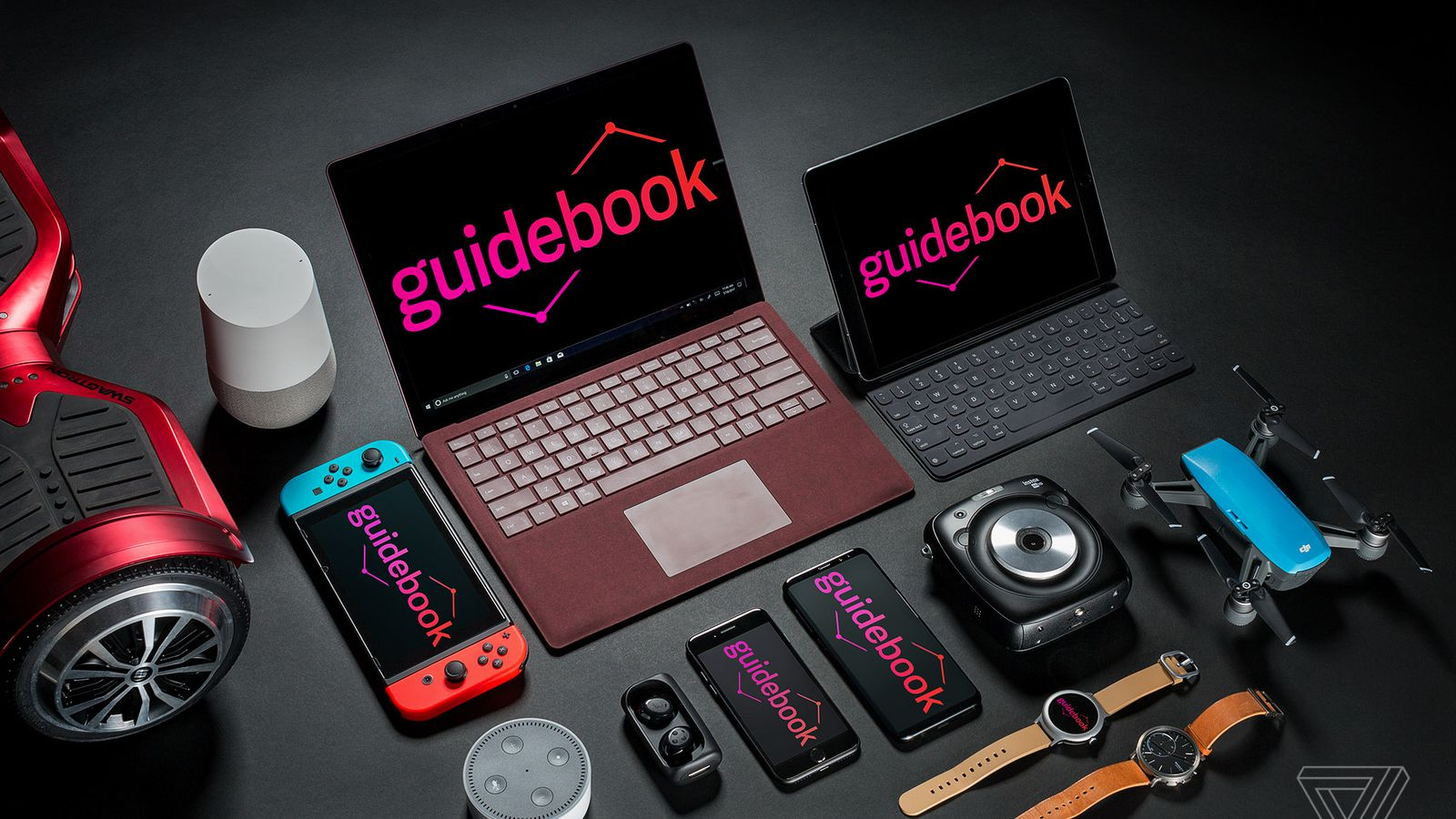 Welcome to Verge Guidebook