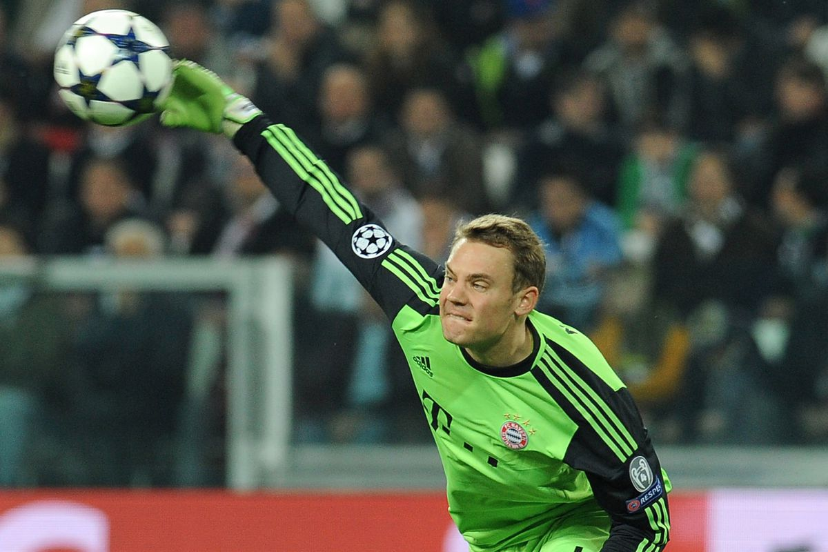 Neuer only shops for clean sheets