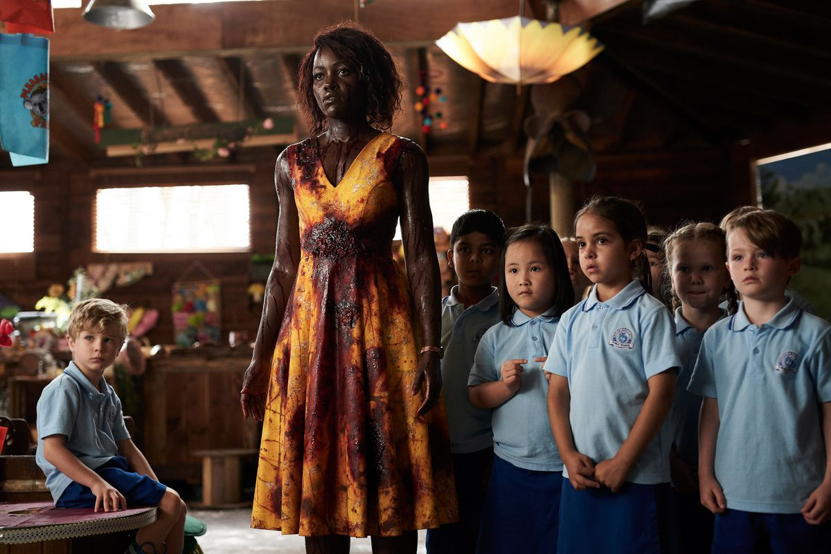 Lupita Nyong'o in Little Monsters