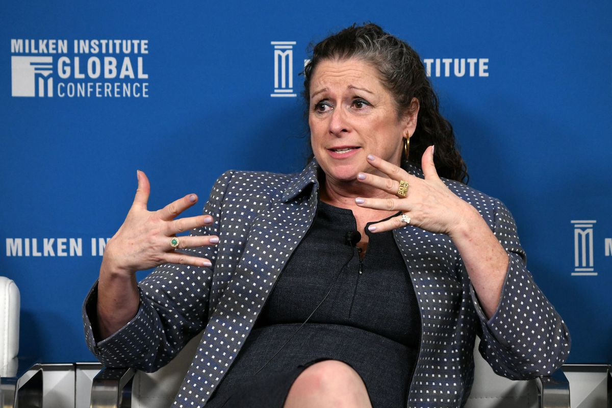 Abigail Disney on CEO pay: heiress slams corporate payouts for ...