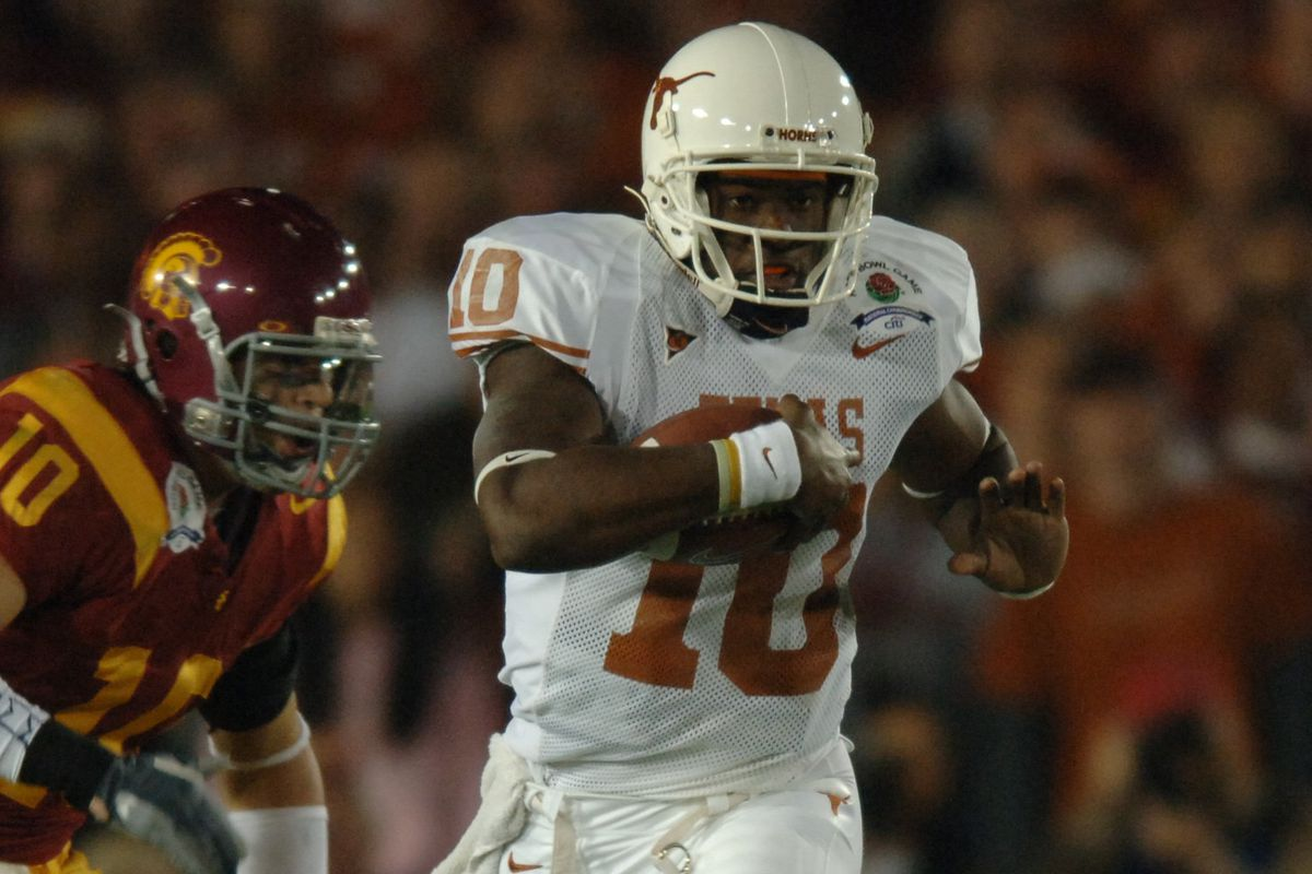 65addc1205 2006 Rose Bowl  11 things to know about the Texas vs. USC classic ...