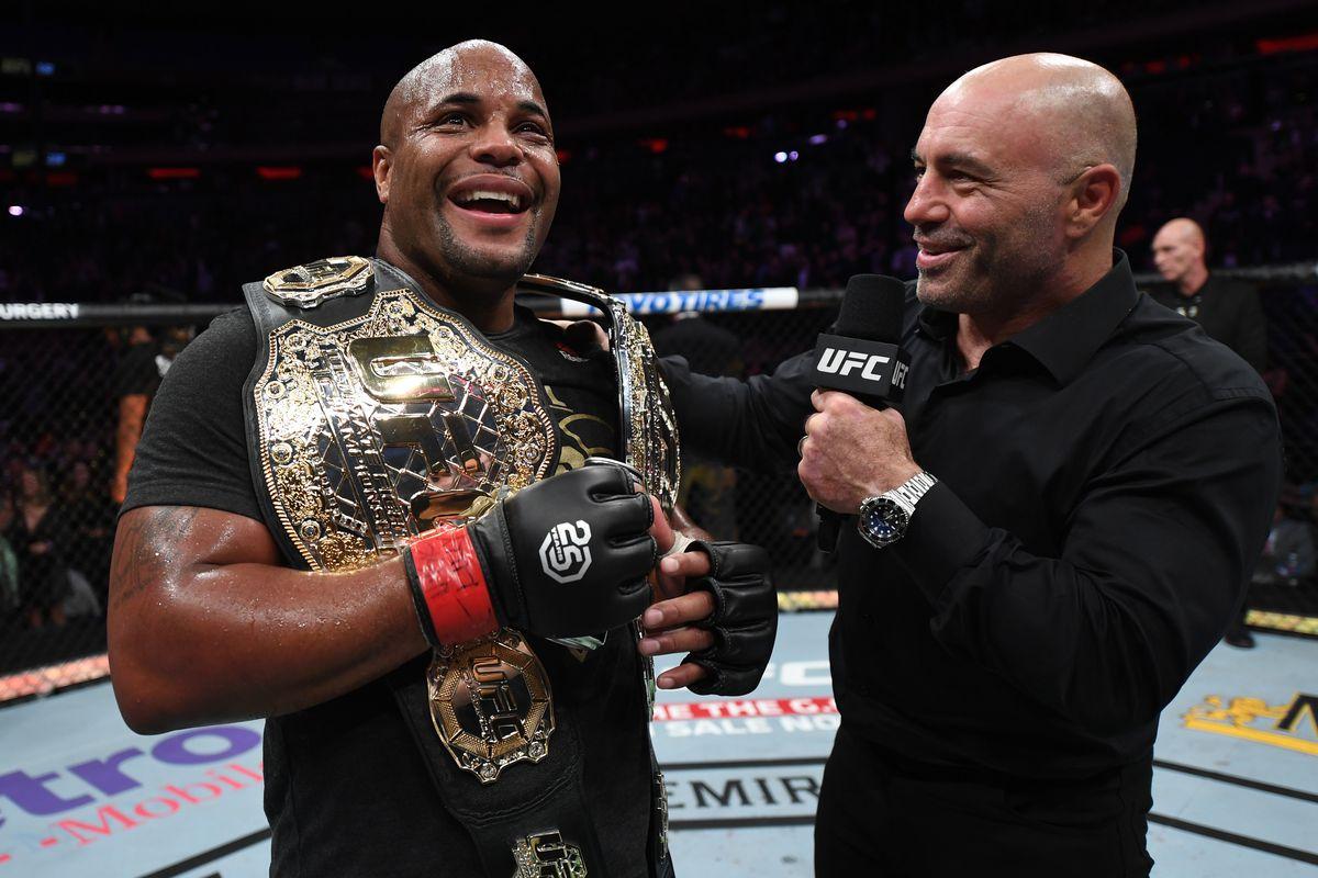 UFC 230: Cormier v Lewis