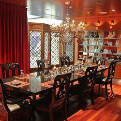 Rx Boiler Room Captain's Table
