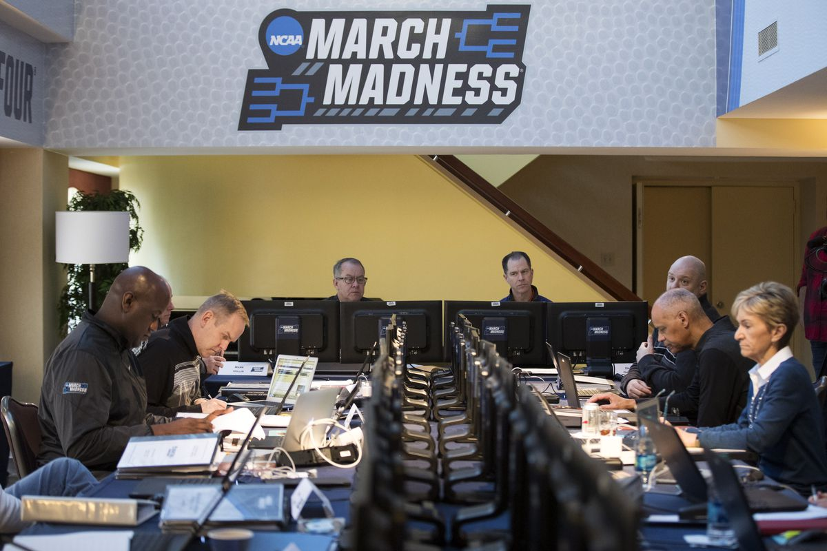 NCAA Basketball Tournament Selection Committee Meets In Manhattan