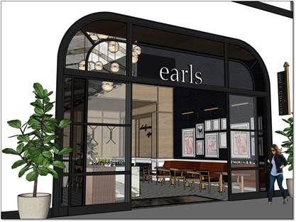 Earls Kitchen Back Bay
