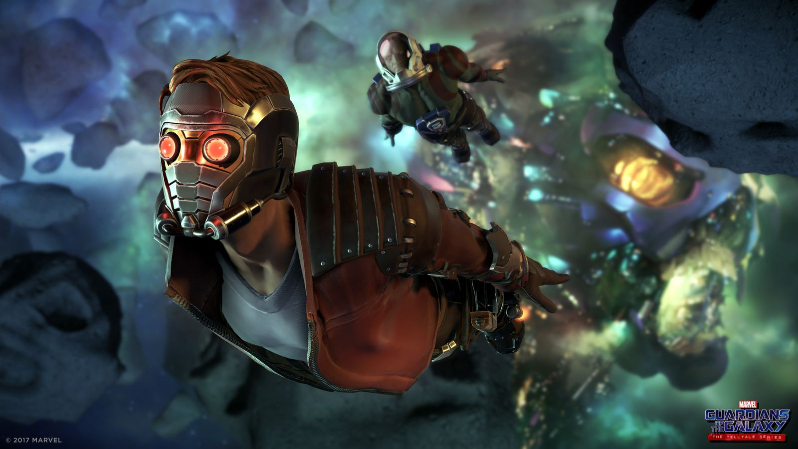 The Guardians Of The Galaxy Game Is Best When It S Not Trying To