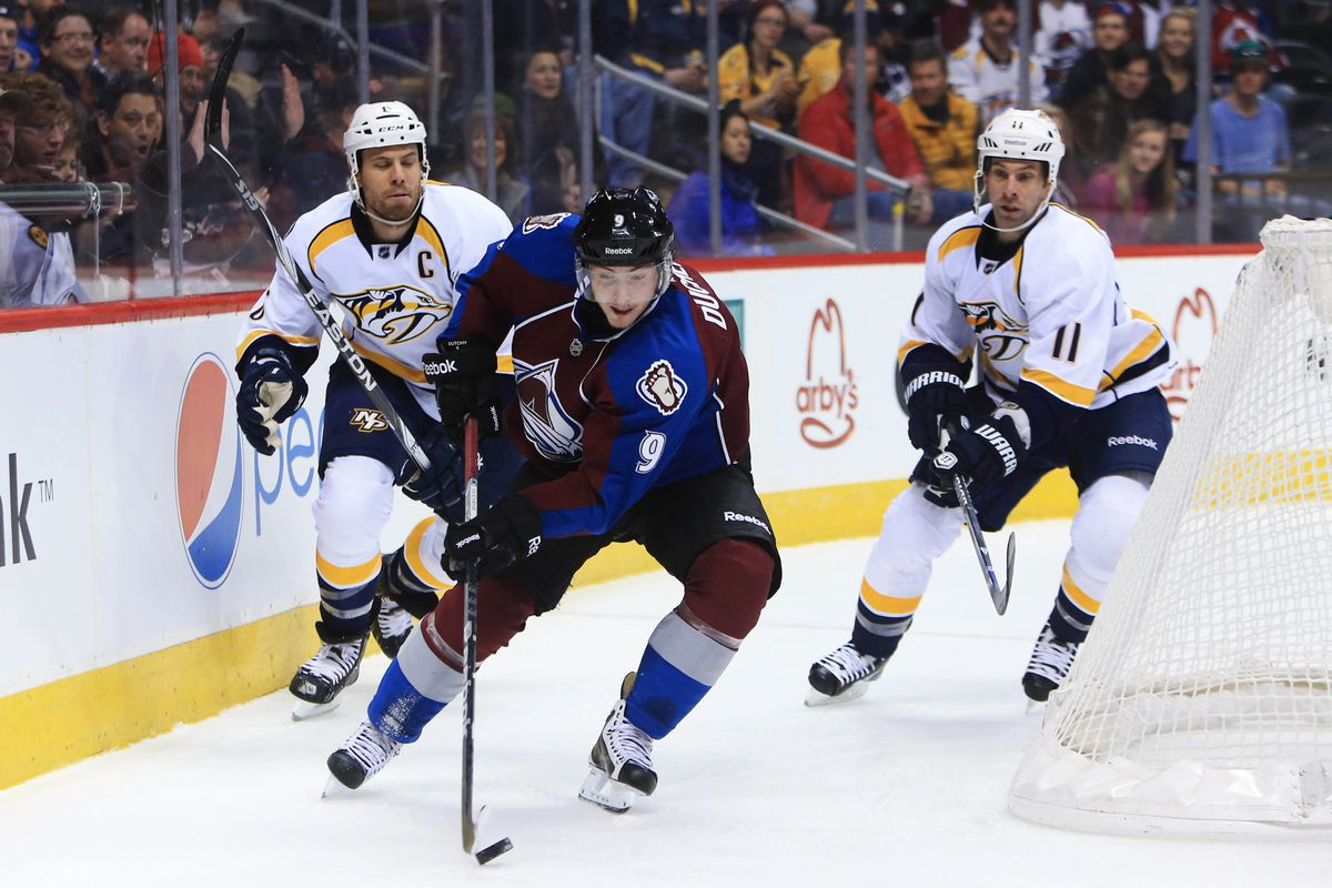 Duchene is faster than Weber is big