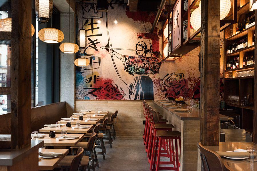 new bamboo sushi west end interior revealed