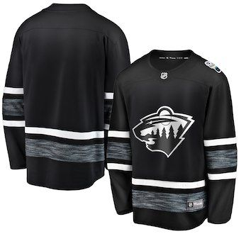 Wilderness Walk  NHL goes monochrome for All-Star jerseys 145cfa65f