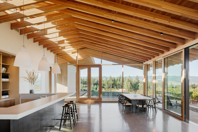 12 High Design Wineries Across The US