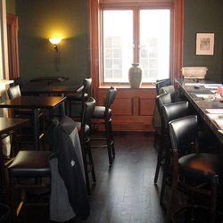 Bar of Rittenhouse Tavern
