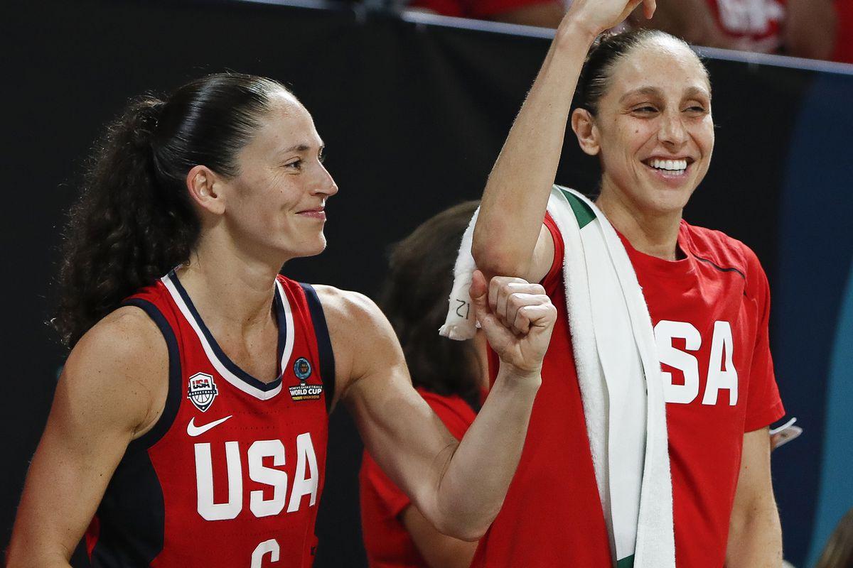 2018 FIBA Women's Basketball World Cup Gold Medal Game - USA v Austrailia