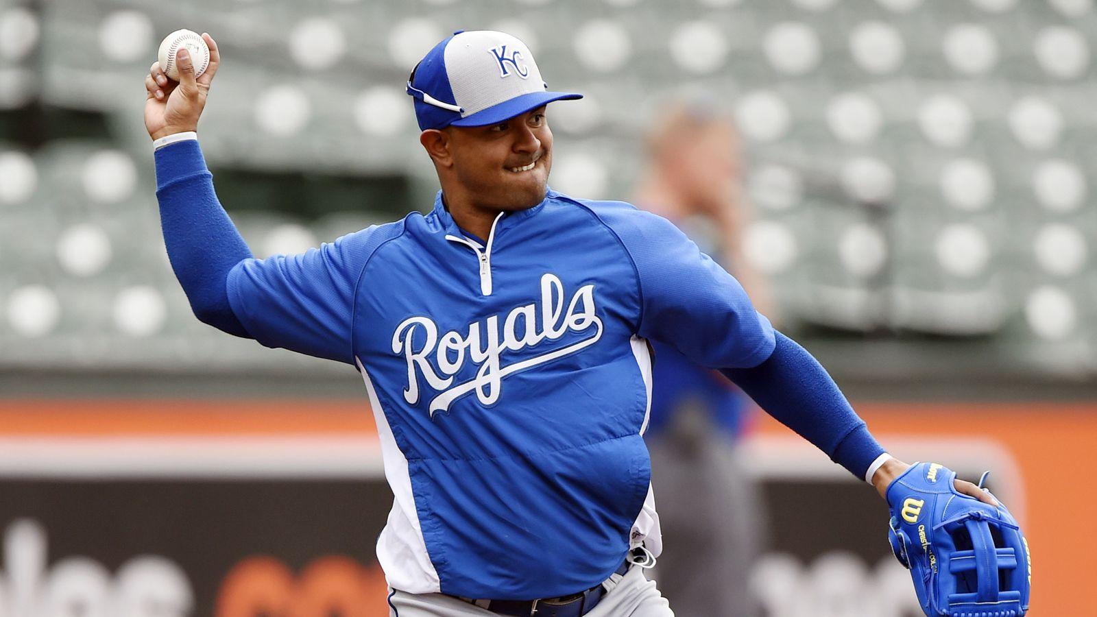 Baseball America's top ten Royals prospects
