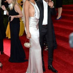 Best Use of Plus One: Chanel Iman (A$AP Rocky)