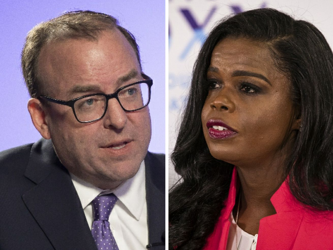 Ald. Brendan Reilly (42nd), left, in 2019; Cook County State's Attorney Kim Foxx, right, in November.