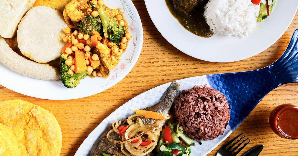 Best Caribbean street food in London: Mama Gee's