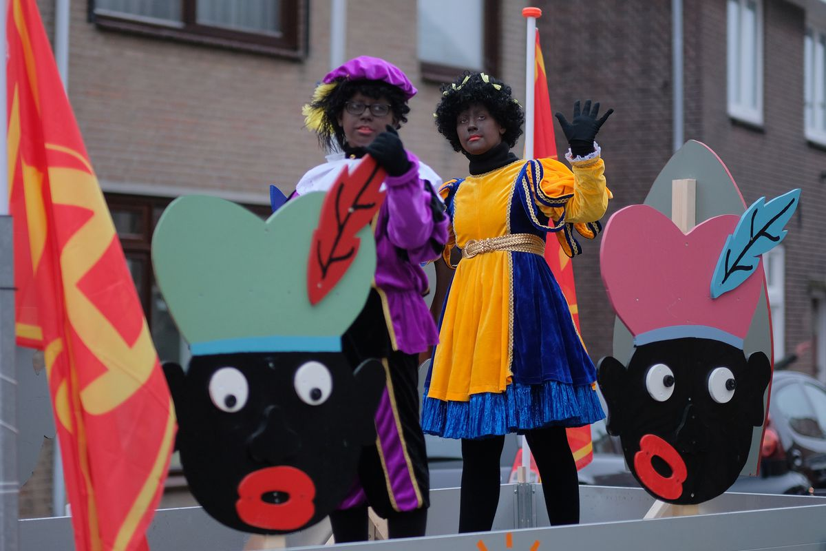 Zwarte Piet, St. Nicholas's black helper, has drawn accusations of racism in the Netherlands and Belgium.