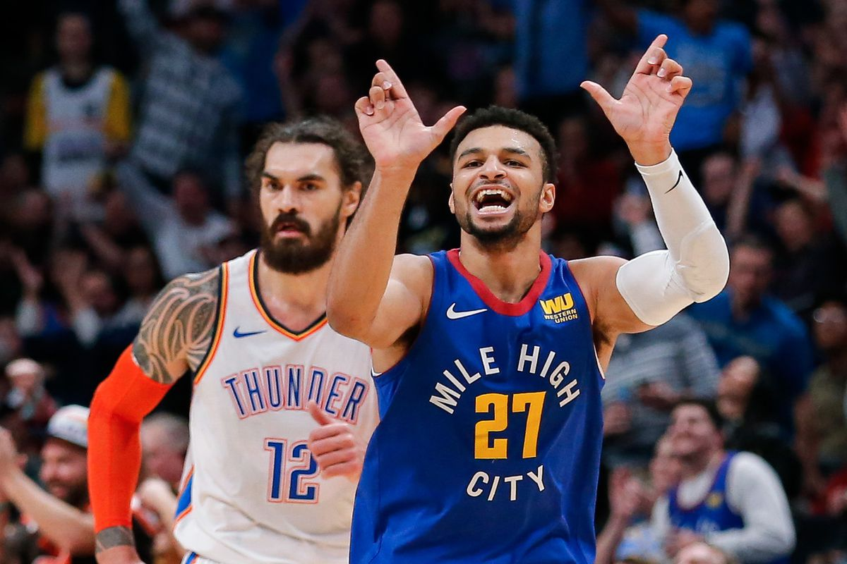 new product 229d4 f7fe3 Stiffs Mailbag: Jamal Murray's ceiling, Tim Connelly's draft ...