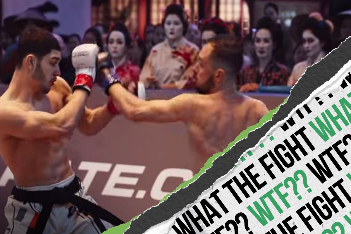 WTF?! Kung Fu vs the world, Dambe shockers, killer Karate
