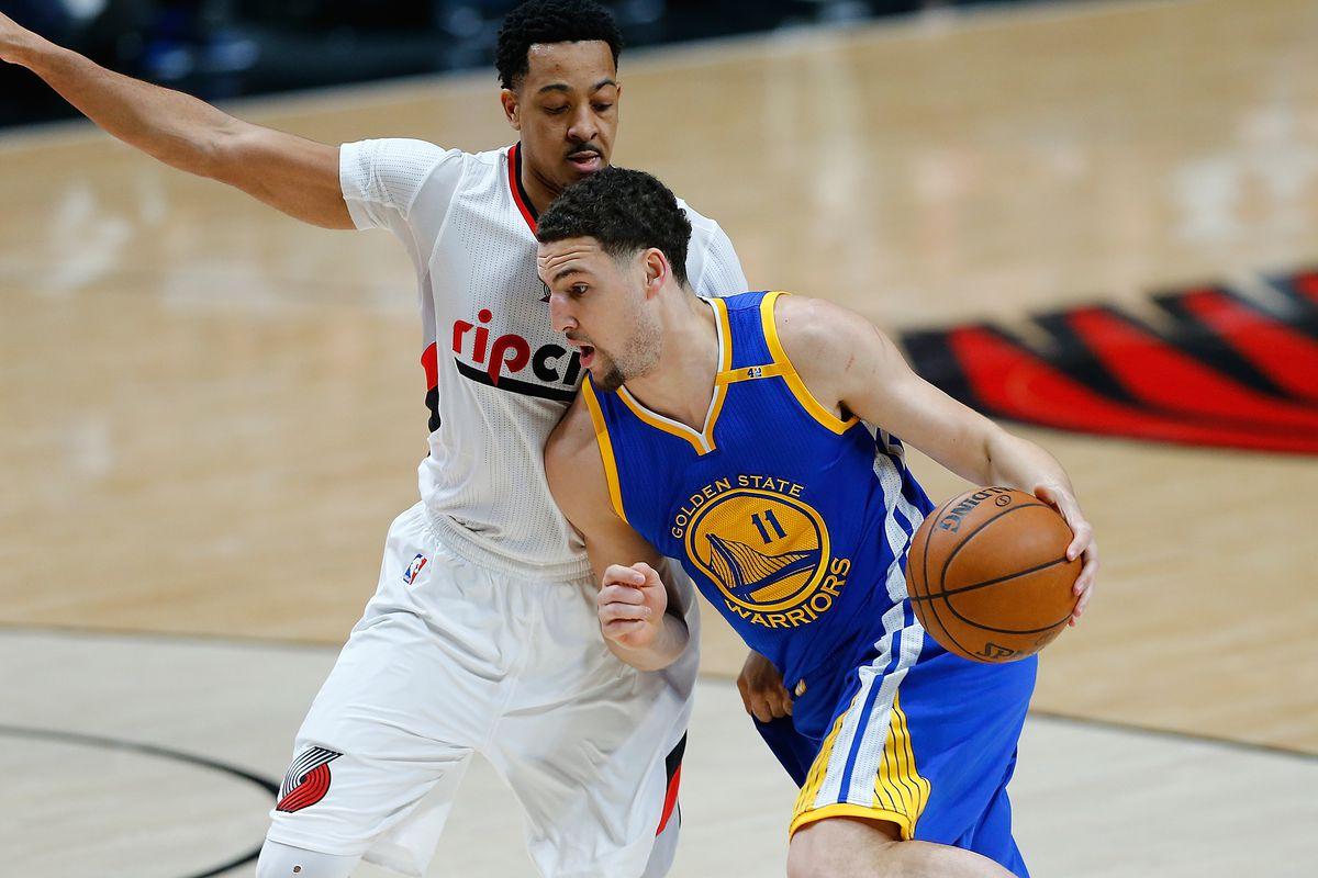 97e6287d969d NBA Playoffs  Can Portland keep the dream alive vs the Warriors ...