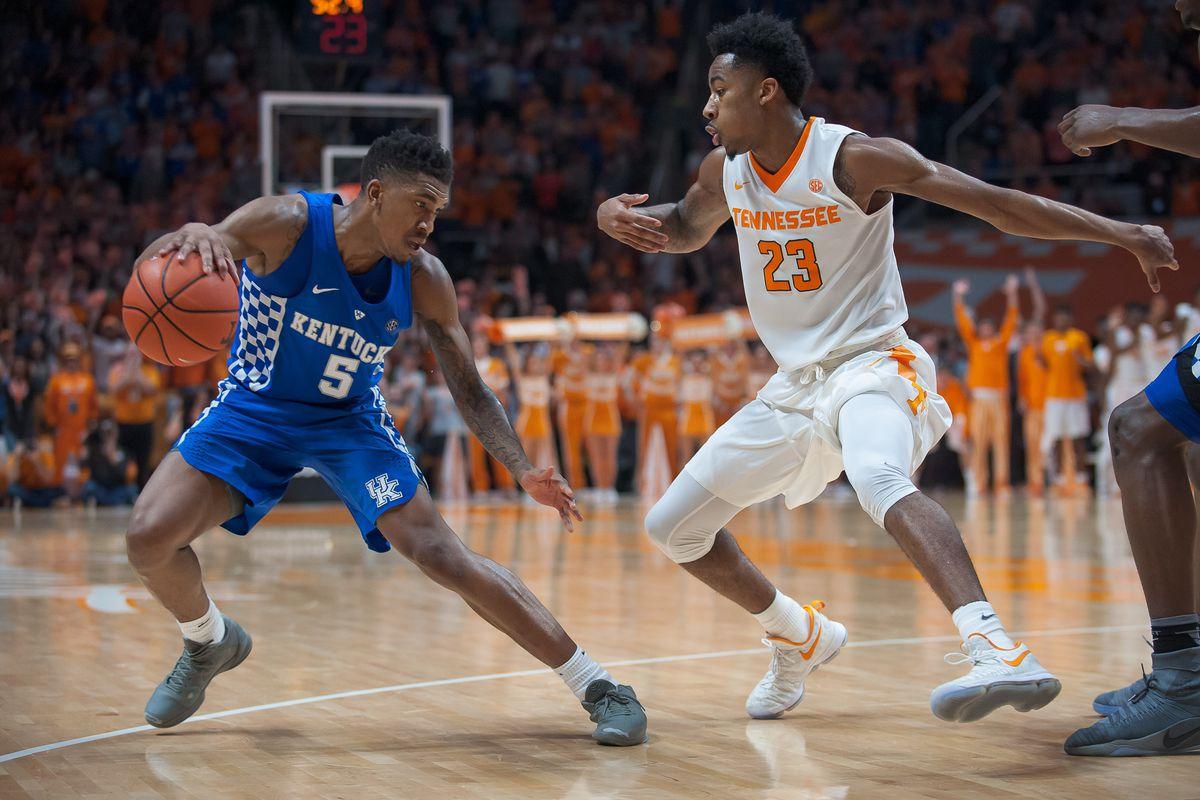 Kentucky Basketball 3 Concerns After Wildcats Home Loss: Kentucky Basketball Vs Tennessee: Start Time, TV Info