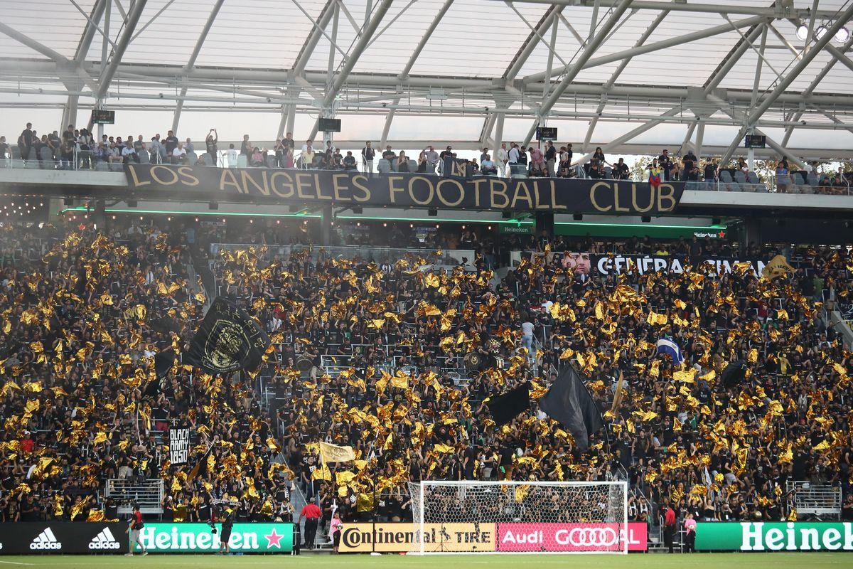Los Angeles FC v LA Galaxy - MLS