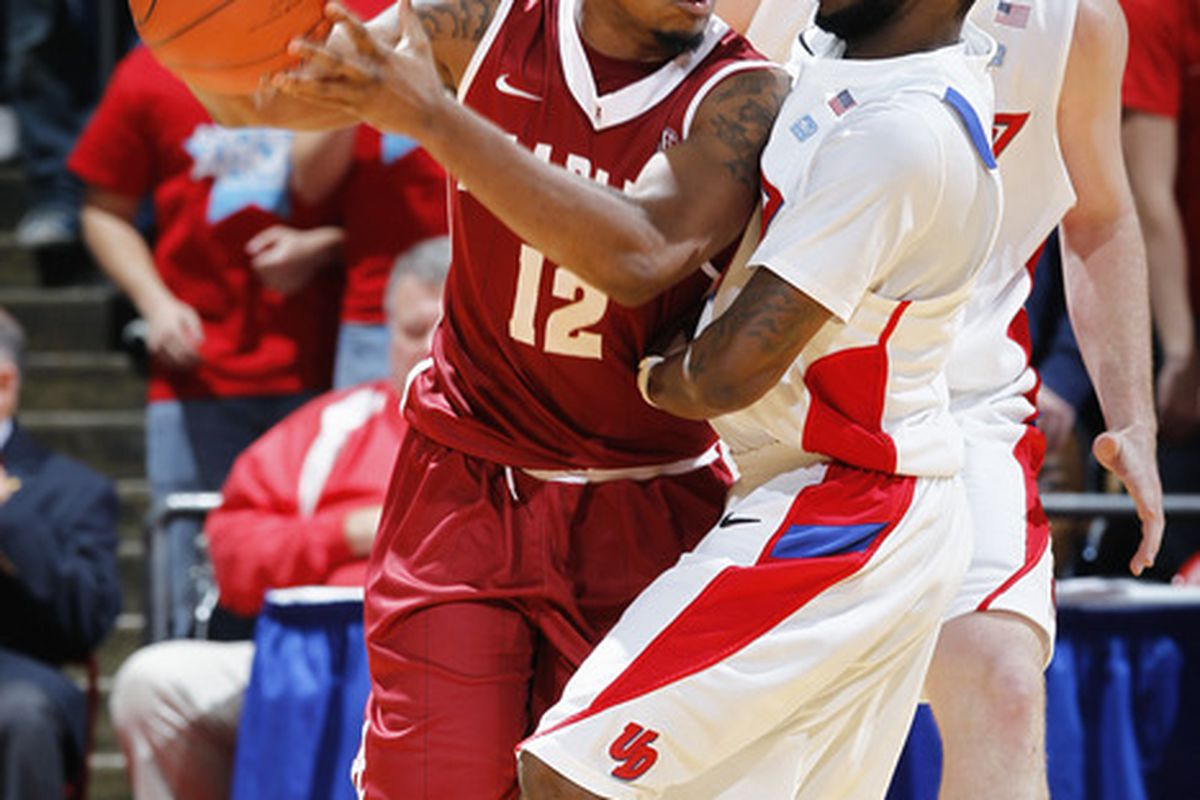 Saturday night will be a homecoming for Tide point guard Trevor Releford.