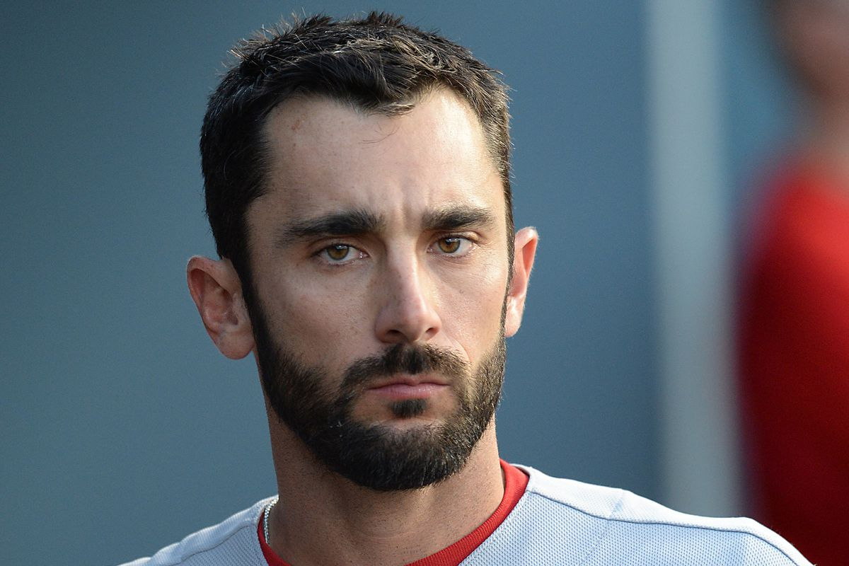 i figured i would use a photo of a steely-eyed matt carpenter since we didn't get to see him much in the game