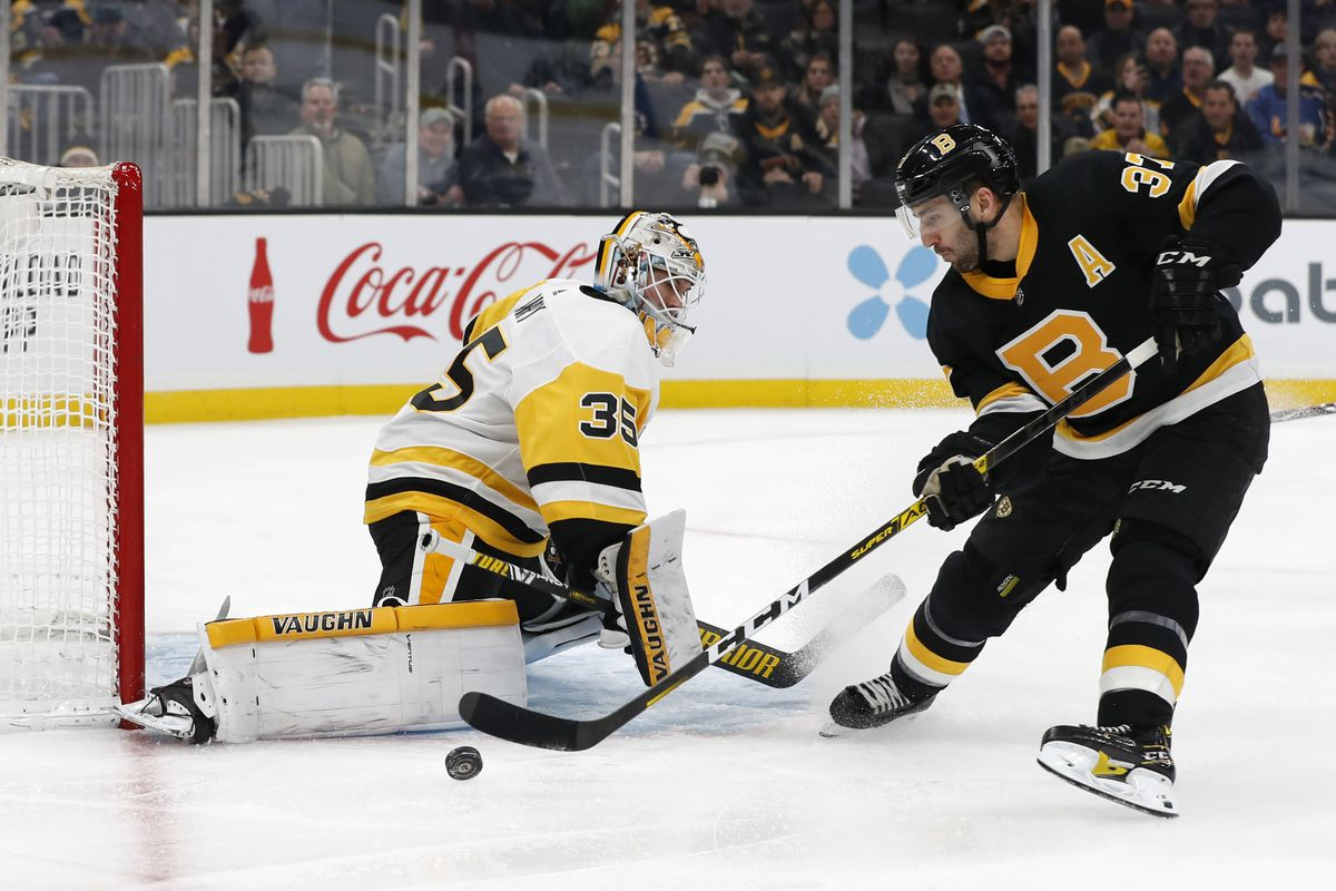B's vs Penguins Recap: Bruins hit the reset button, top Penguins, 4-1