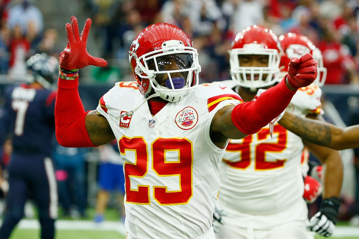Kansas City Chiefs Safety Eric Berry Could Be The Bob