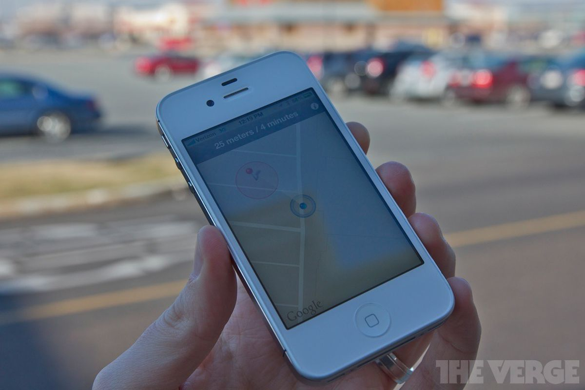 Find My Car Smarter app takes advantage of iPhone 4S Bluetooth 4 0