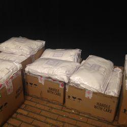 Pillows, $59
