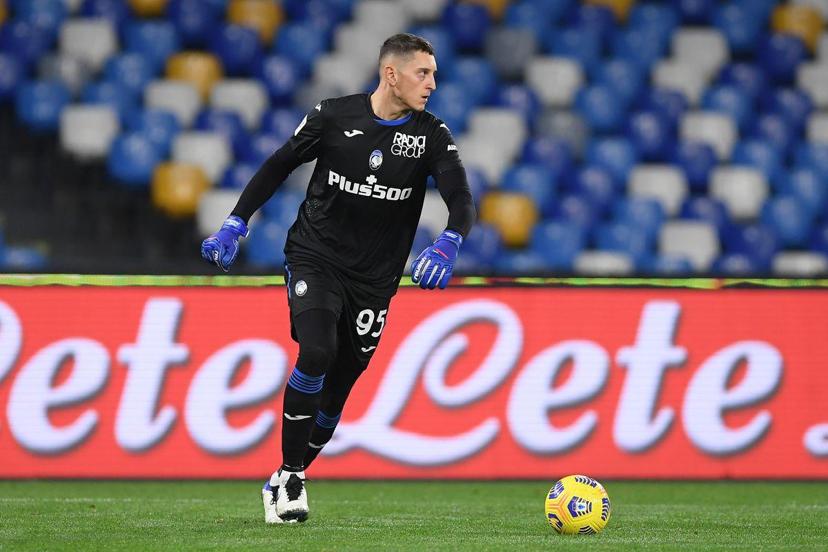 SSC Napoli v Atalanta BC - Coppa Italia