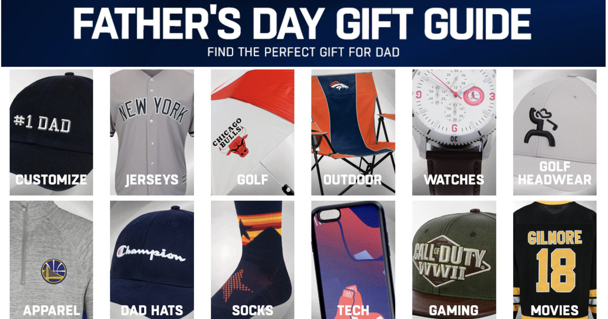 e1f7bc09f Show your dad some love with gifts from Lids this Fathers Day ...