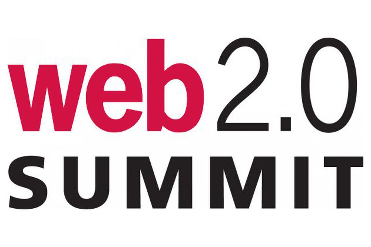 Web 2.0 Summit logo