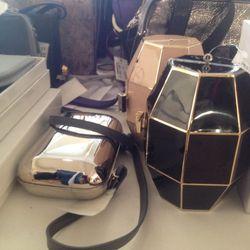 """Viktor & Rolf """"bombette"""" bags: $1,163"""