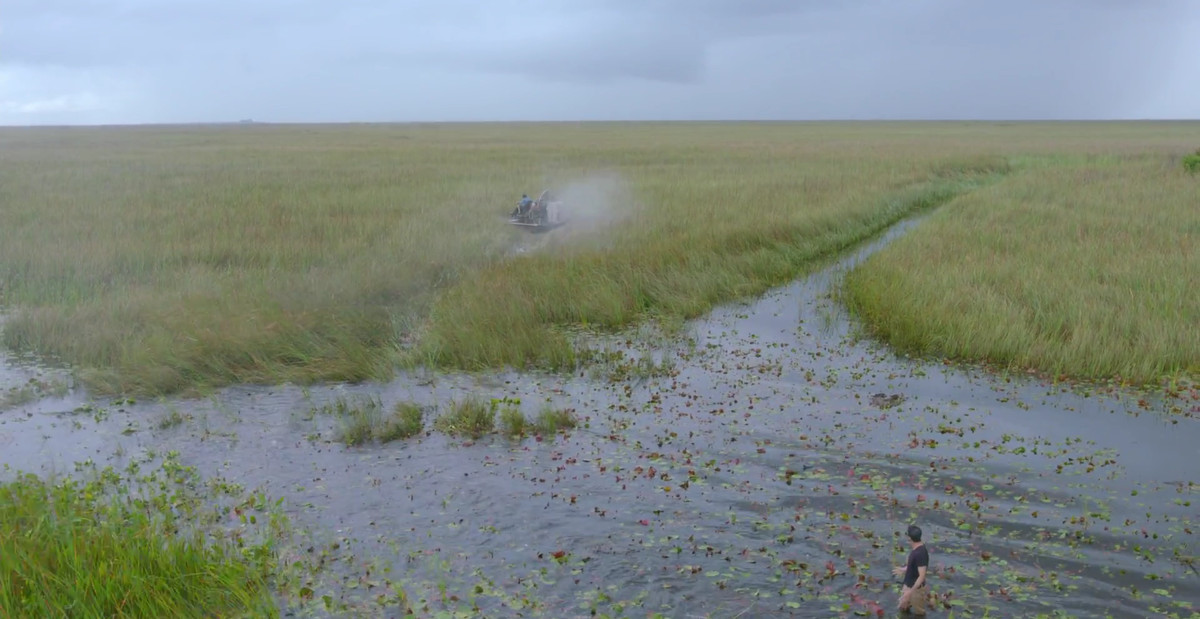 ballers airboat swamp