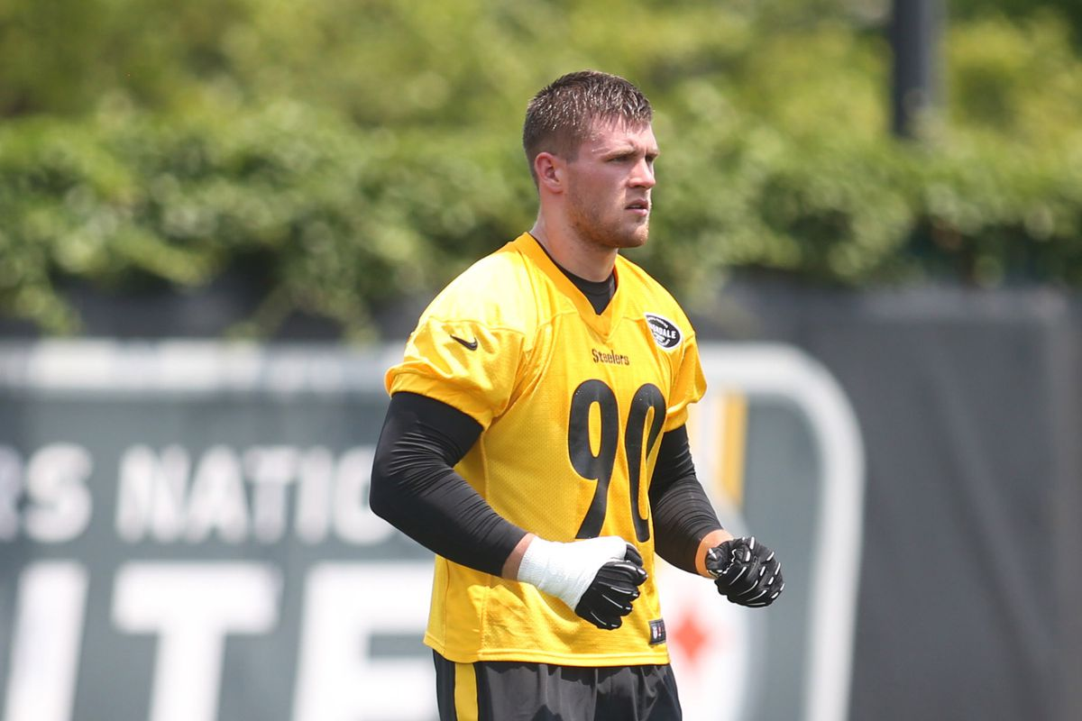 Live practice updates from Steelers 2018 Training Camp  7 26 ... adf65a6ca