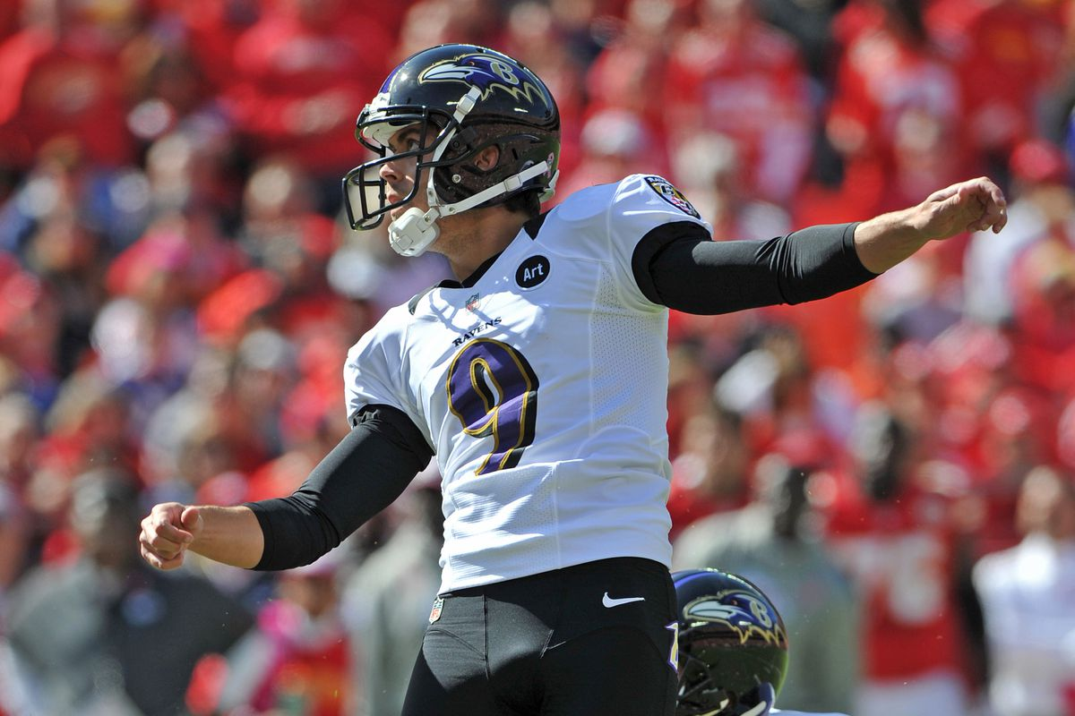 Justin Tucker does not want the NFL to get rid of extra points.