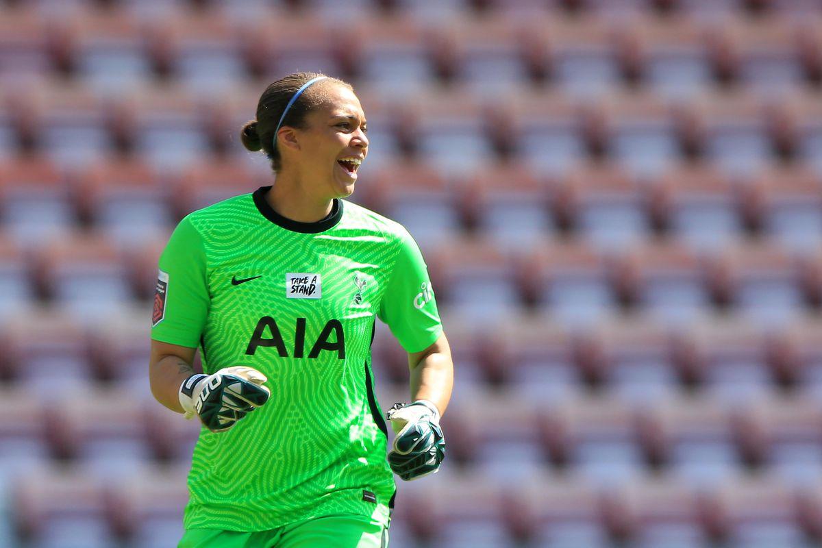 Manchester United Women v Tottenham Hotspur Women - Barclays FA Women's Super League