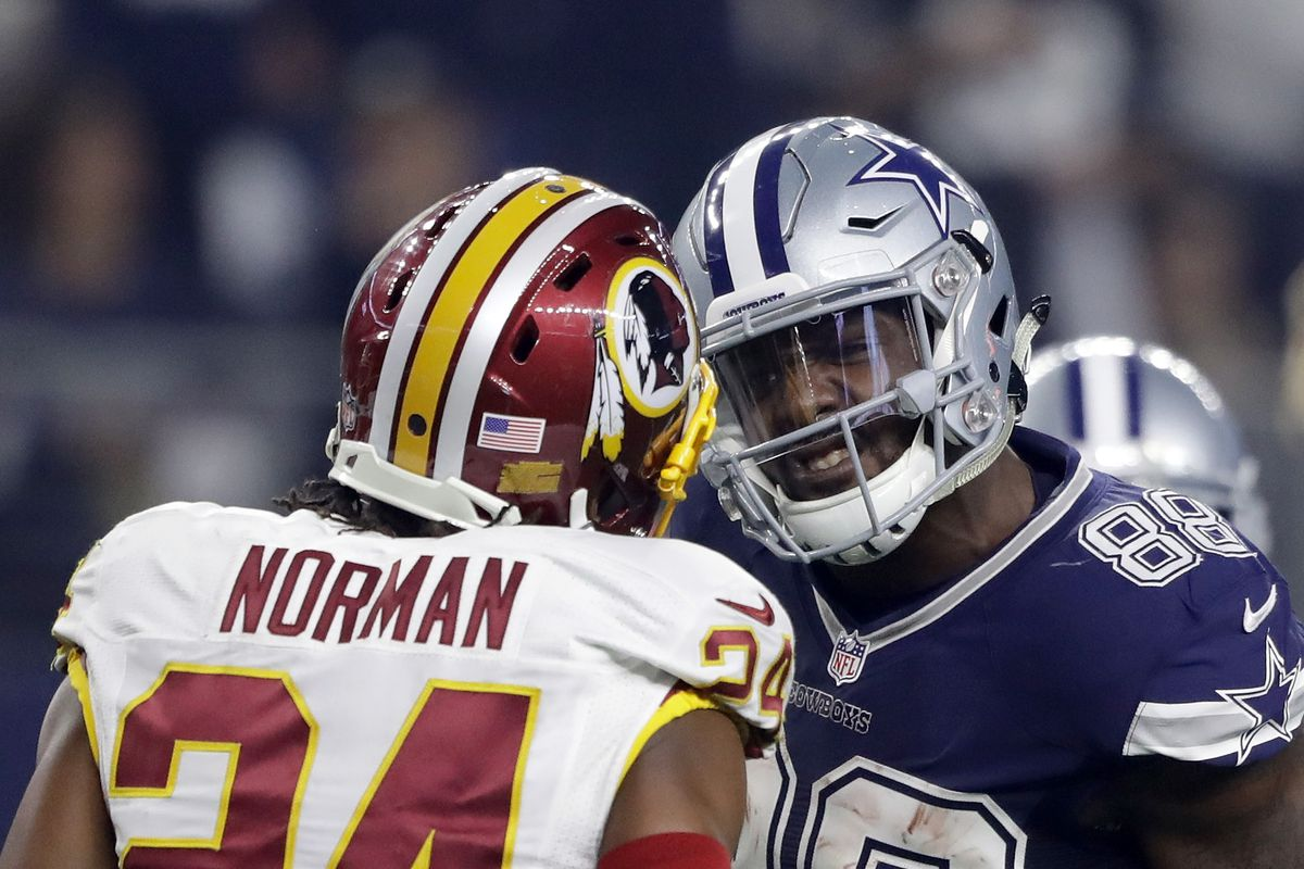 Dez Bryant Still Wants To Play For The Redskins Hogs Haven
