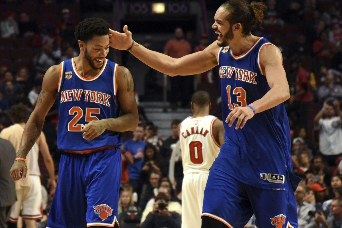 NBA: New York Knicks at Chicago Bulls