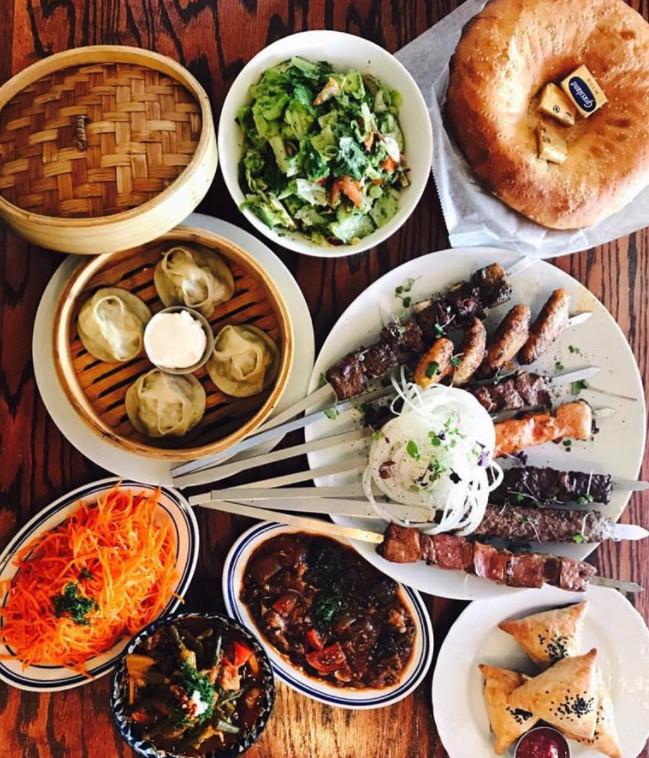 A Nargis feast