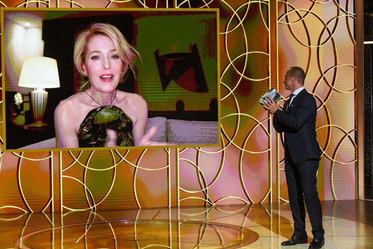 Golden Globes 2021 winners: Netflix owns the night - The Verge
