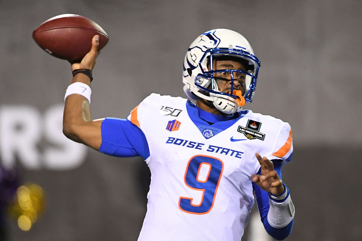 NCAA Football: Las Vegas Bowl-Boise State vs Washington