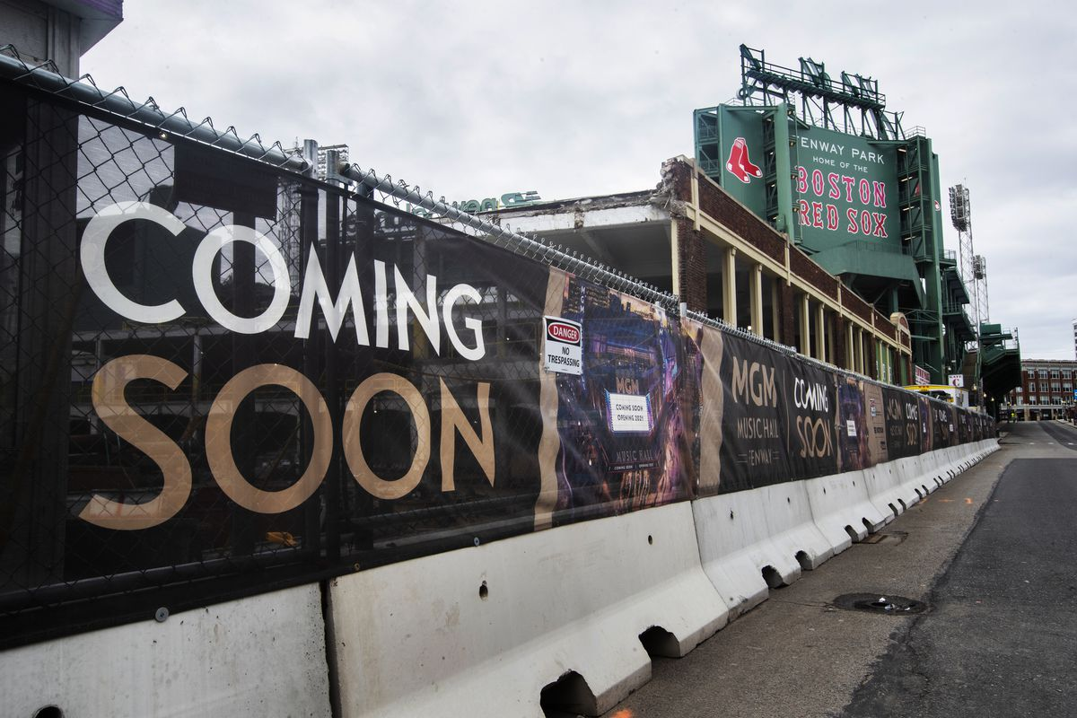 What Would Have Been Red Sox Opening Day